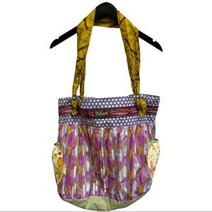 Matilda Jane Platinum Hobo Bag NWOT